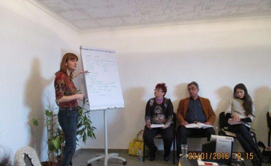 """Workshop """"Mobbing-ul – Trauma de relatie"""""""
