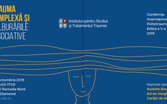 CiNPT, ediția a V-a: Trauma complexa si tulburarile disociative, 2-3 octombrie 2019
