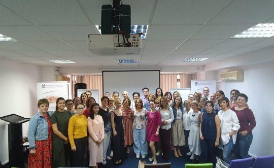 Workshop Dolores Mosquera, 26-27 septembrie 2019