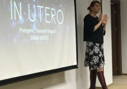 "Prelegere ""Traumele timpurii & proiectie IN UTERO"", Targoviste, 14 martie 2019"