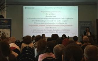 Despre rolul psihoterapeutului in relatia cu bolnavii de cancer – Bucuresti, mai, 2016
