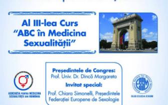 ISTT, reprezentat la Conferinta Nationala de Medicina Sexualitatii – Bucuresti, septembrie 2016