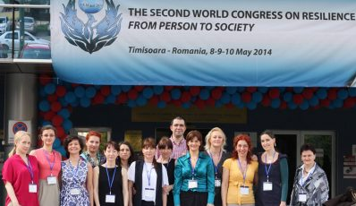 Congres Mondial consacrat Rezilientei – Timisoara, mai 2014